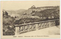 Subiaco : Panorama Visto Dal Ristorante Belvedere - Italia