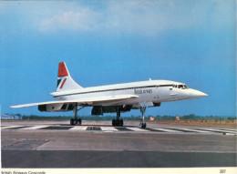 (228) British Airways Concorde - 1946-....: Moderne