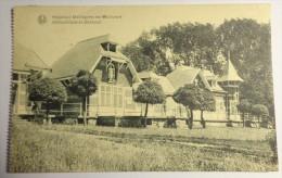 Hôpital Militaire De Woluwé, Bibliothèque Et Bureaux - Circulée En 1920 - Edit. P. Grebende, Woluwé - St-Pieters-Woluwe - Woluwe-St-Pierre