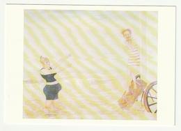 Reproduction Tableau James ENSOR L'appel De La Sirene 1893 De Roep Van De Sirene Huile Sur Panneau Olieverf Op Paneel - Peintures & Tableaux