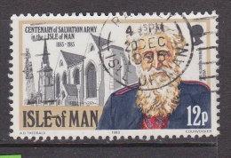 Großbritannien - ISLE OF MAN 1983  /  Mi: 237 / Königin Elisabeth II / GR 235 - 1952-.... (Elisabeth II.)