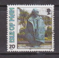 Großbritannien - ISLE OF MAN 1993 / Mi: 546 /  Königin Elisabeth II / GR 242 - 1952-.... (Elisabeth II.)