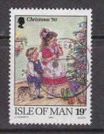 Großbritannien - ISLE OF MAN 1993 / Mi: 564 /  Königin Elisabeth II / GR 243 - 1952-.... (Elisabeth II.)