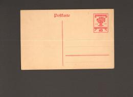 DR Deutsche Nationalversammlung Sonderpostkarte Mi.Nr.P115 Ungebraucht - Deutschland