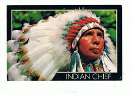 Chef Indien - Indiani Dell'America Del Nord