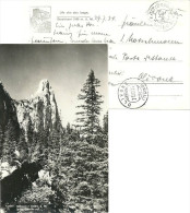 Stockhorn - Nordostwand  (Feldpost)            1934 - BE Berne