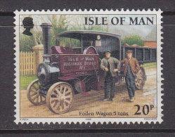 Großbritannien - ISLE OF MAN 1995 / Mi: 622 /  Königin Elisabeth II / GR 248 - 1952-.... (Elisabeth II.)