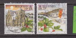 Großbritannien - ISLE OF MAN 1995 / Mi: 656,57 /  Königin Elisabeth II / GR 249 - 1952-.... (Elisabeth II.)