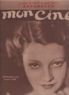 MON CINE 26 05 1932 - ANNABELLA - MONSIEUR MADAME ET BIBI AVEC FLORELLE - MAX DEARLY - BUSTER KEATON - Cinéma/Télévision