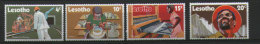 Lesotho - Wirtschaft Und Technik / Sience 1971 (**/MNH) - Lesotho (1966-...)