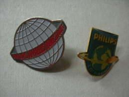 PHILIPS 2 PINS - Pin