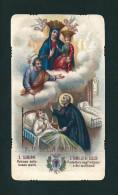 SS. GIUSEPPE E CAMILLO DE LELLIS - Mm. 62X110 - E - PR - Godsdienst & Esoterisme