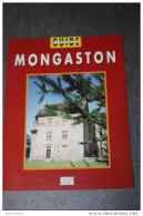 """Livret """"Chateau De Mongaston"""" Par Th. De Fougières Et S. Peyroutet - Charre - Béarn - Aquitaine - Aquitaine"""