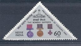 131009750  INDIA  YVERT  Nº  1053  **/MNH - Inde