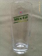 Vaso De Cerveza Mixta Shandy. Mahou. Madrid. España - Vasos