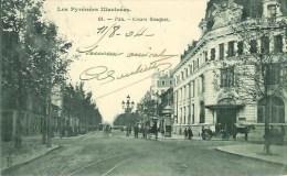 64 PAU  Cours Bosquet - Pau