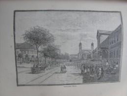 Hungary - Debrecen   Ca 1891 Print 1.OM7.285 - Estampes & Gravures