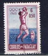 PY Paraguay 1960 Mi 835 Fußball - Paraguay