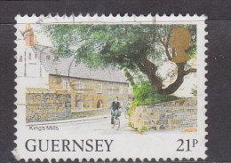 Großbritannien -GUERNSEY 1991 / Mi: 516 /  Königin Elisabeth II / GR 257 - 1952-.... (Elisabeth II.)