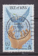 Großbritannien -ISLE Of MAN 1986 / Mi: 323 /  Königin Elisabeth II / GR 253 - 1952-.... (Elisabeth II.)