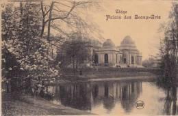 AZE36/  Liège Palais Des Beaux Arts Timbre Olympiade Anvers 1920 Jeux Olympiques, Relais - Liege
