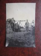 Auf Posten 1915 Soldat Soldier Uniform Krieg War Guerre Foto Photo - Guerre, Militaire