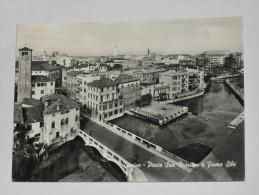 TREVISO - Ponte San Martino E Fiume Sile - 1962 - Treviso