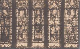 C1920 TEWKESBURY ABBEY NE WINDOW OF CHOIR - Otros