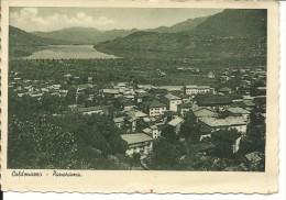 TN7086 - TRENTO - CALDONAZZO  - F.G. VIAGGIATA 1937 - Trento