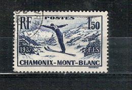 Obl. N°  328-334  Côte:6,45€ à 15% - Oblitérés
