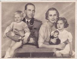 I Principi Umberto E Maria Di Piemonte - Persone Identificate