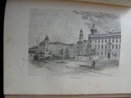 Hungary Romania -   Arad -   Ca 1891 Print 2.OM7.457 - Estampes & Gravures