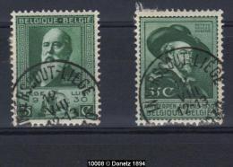 10008 INTERSCOUT - LIEGE 12 VIII 1930 Sur Série Gramme Rubens - België
