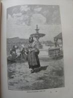 Hungary Csongrád  -  Hórmezővásárhely - Hódmezővásárhelyi Artézi Kút    Ca 1891 Print 2.OM7.473 - Estampes & Gravures