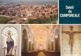 CAMPOREALE (PA) VEDUTINE - Palermo