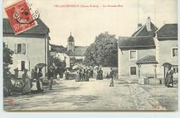 VELLECHEVREUX  - La Grande Rue. - France