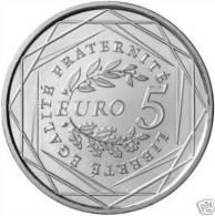 France 2008 : 5€ En Argent - France