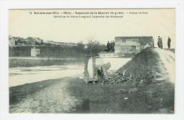 AUVERS SUR OISE - MERY - Souvenir De La Guerre 1914-1915 - Aspect Du Pont Détruit Par Le Génie Français - Auvers Sur Oise