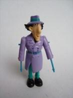 FIGURINE INSPECTEUR GADGET Violet - TIGER - 1992 Incomplet