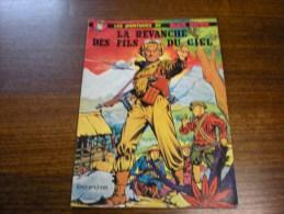 Buck Danny N°3 La Revanche Des Fils Du Ciel 1980 - Buck Danny