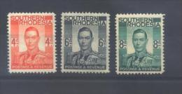 South. RHODESIA   43/45 **  (MNH) - Southern Rhodesia (...-1964)