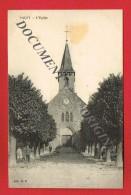 Marne - VOUZY - L'Église - France