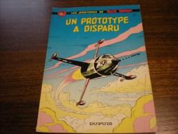 Buck Danny N°21 Un Protoype A Disparu 1980 - Buck Danny