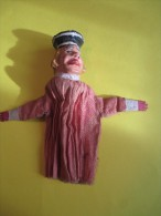 Marionnette/  Juge / En Papier Mâché /19éme Siécle       JE71 - Toy Memorabilia