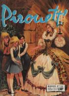 PIROUETT N° 113 BE IMPERIA 02-1972 - Petit Format