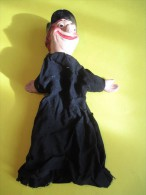 Marionnette/  Guignol  / EnTerre /Vers 1930-1950       JE72 - Toy Memorabilia
