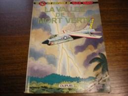 Buck Danny N°38 La Vallée De La Mort Verte 1983 - Buck Danny
