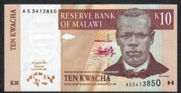 MALAWI   P43a  10  KWACHA    1.1.2003    UNC. - Malawi