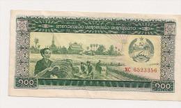 LAOS 100 LAO NEUF  1979 - Laos
