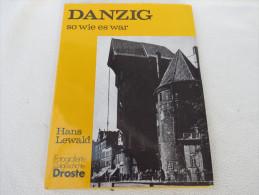 """Hans Lewald """"Danzig So Wie Es War"""" Mit Historischen Audnahmen - Polen"""